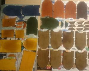 sériová výroba oblíbených kožených výrobků